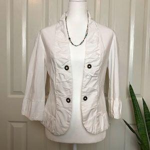 XCVI White Jacket